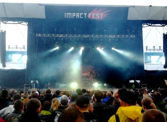 Slayer Impactfest