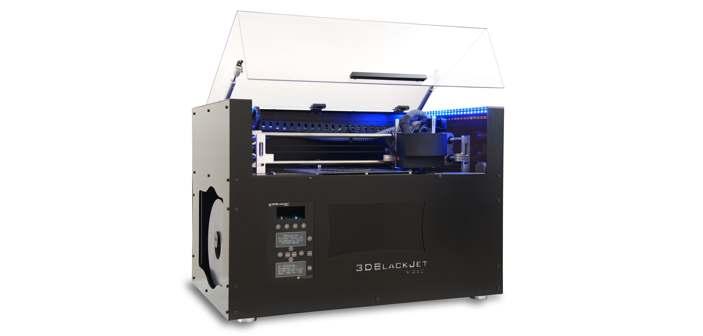 3D BlackJet