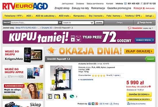 Omni3D RTV EURO AGD