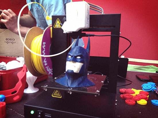 Nasz Batman jest również na miejscu!