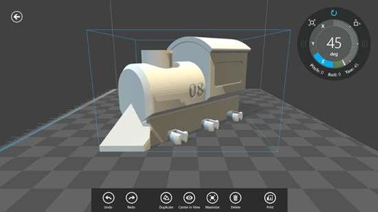 Microsoft 3D Builder 02