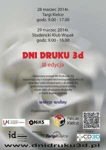 Dni Druku 3D III 03
