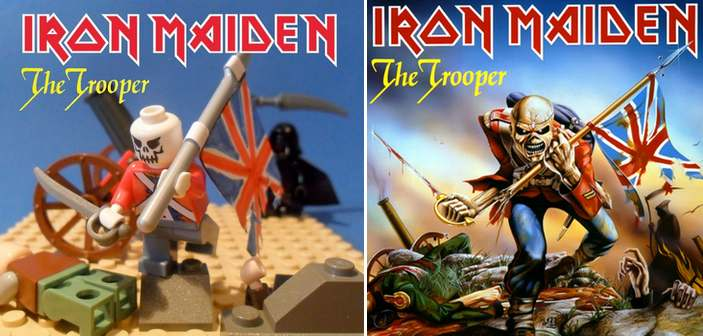 "Iron Maiden - ""The Trooper"""