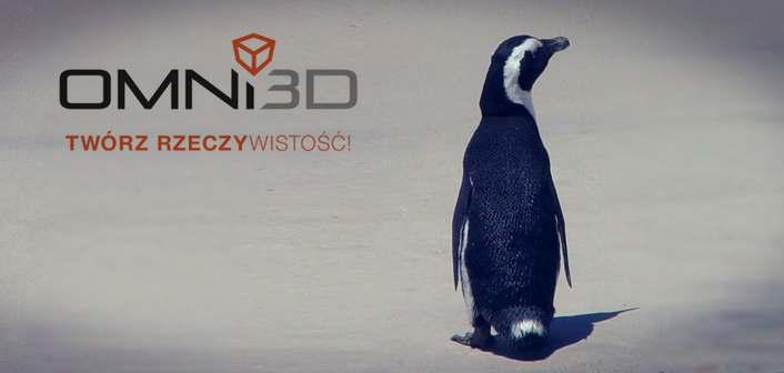 Omni3D pingwin