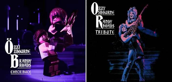 Ozzy Osbourne & Randy Rhodes