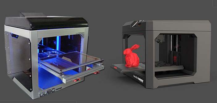 Cubo vs MakerBot