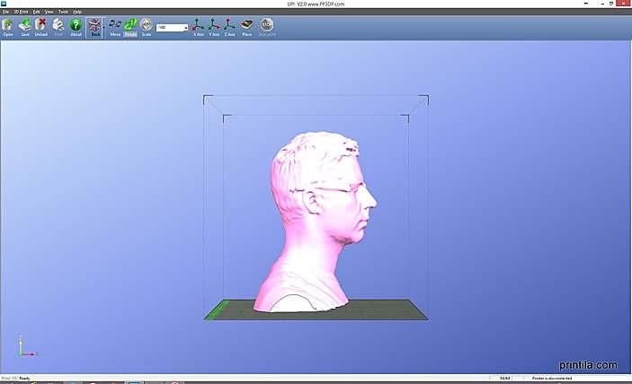 Skaner 3D Sense UP
