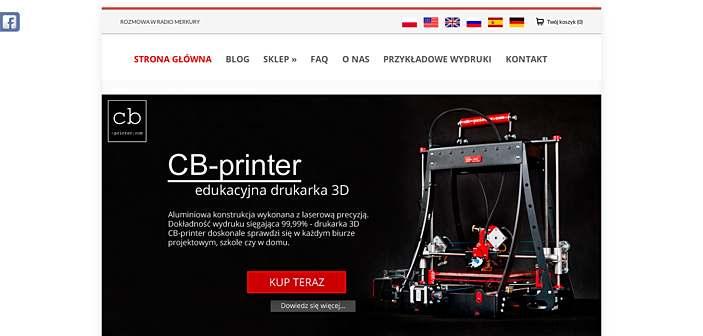 09 CB Printer
