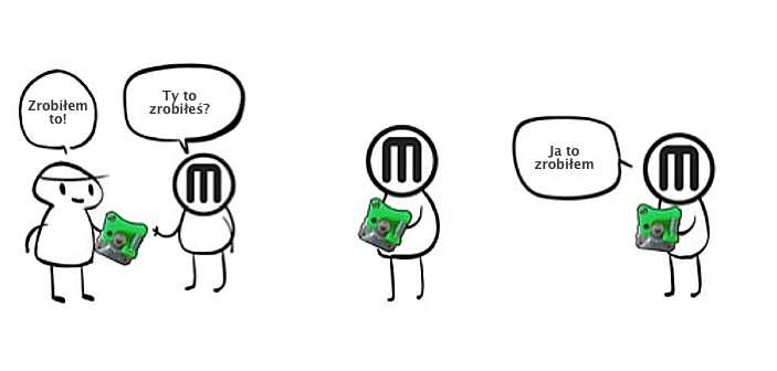 MakerBod komiks