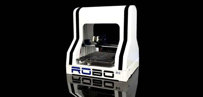 RoBo 3D R1