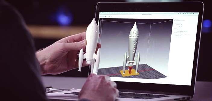 Photoshop CC druk 3D