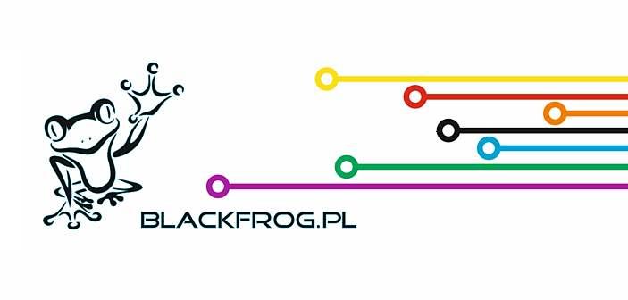Blackfrog logo