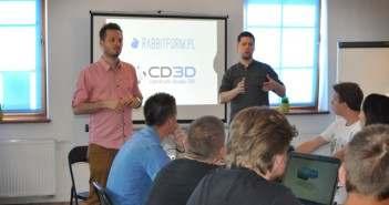 Już za 2 dni kolejne szkolenia z CD3D! Mamy też nowe terminy szkoleń we wrześniu