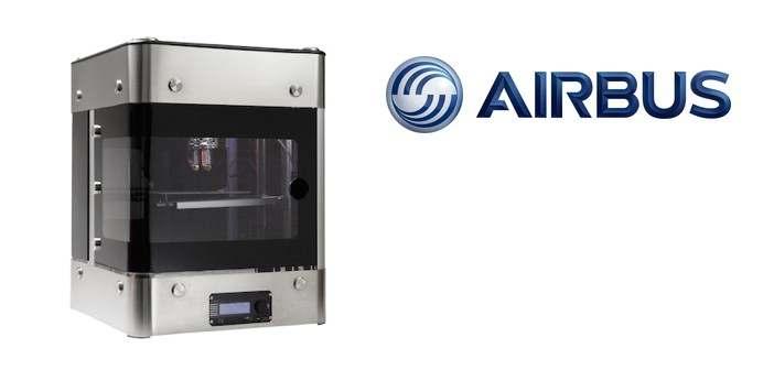 Airbus kupuje dużą transzę drukarek 3D Zinter PRO od brytyjskiego ION Core