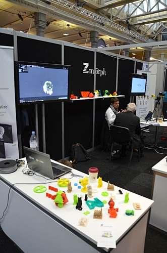 3D Printshow Londyn ZMorph