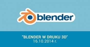 Szkolenia Blender w druku 3D