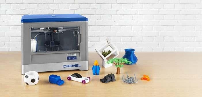 Znak czasów – Autodesk zastępuje MakerBota Dremelem