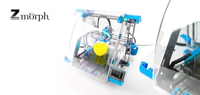 Zmorph otwiera swój salon z drukarkami 3D… w Holandii!!!