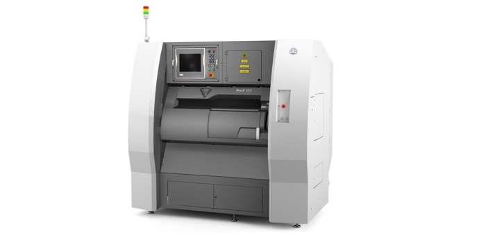 ProX 300 - maszyna, której nie udało się wprowadzić od roku na rynek...
