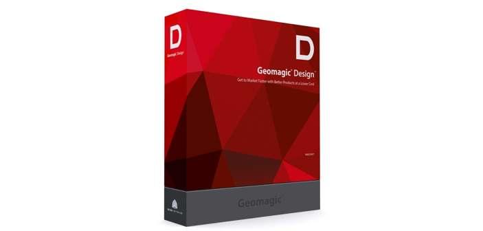 Geomagic-Design 3D Systems