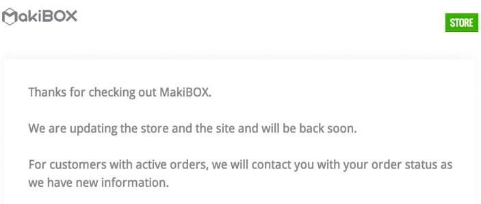MakiBOX www
