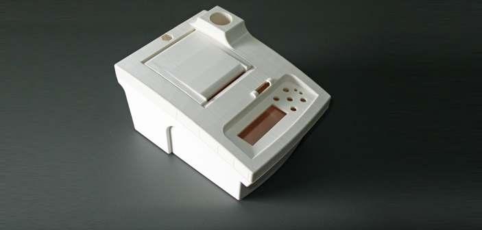 Prototyp obudowy drukarki fiskalnej