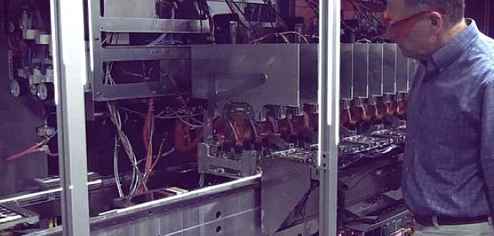 3D Systems linia produkcyjna 02