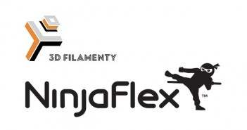 NinjaFlex 3D Filamenty