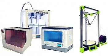 Nowe drukarki 3D w zestawieniu