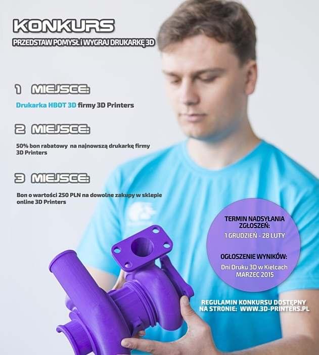3D Printers konkurs