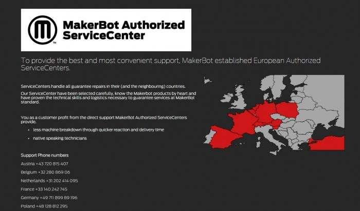 Authorizes ServiceCenter