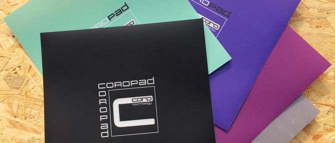 COROPad - kolory