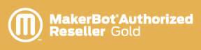 MakerBot_Authorized_Gold