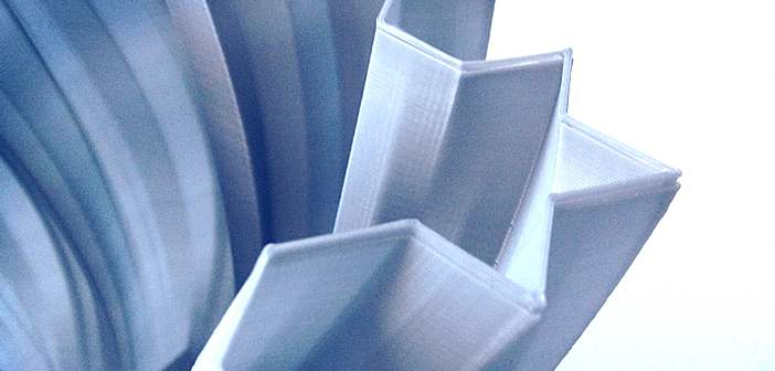 Ukrywanie wad drukarki 3D w modelach pokazowych