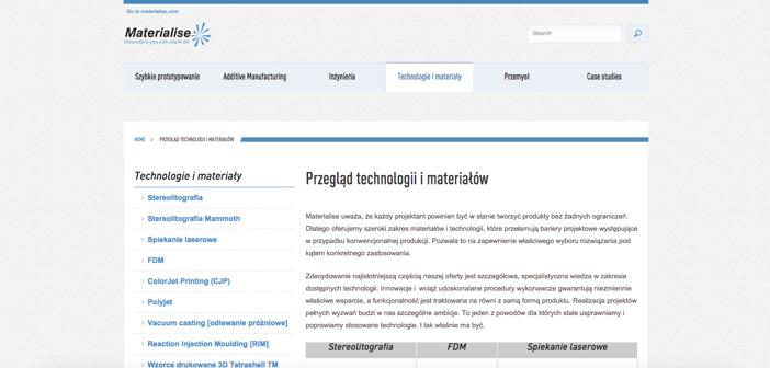 Materialise Polska 01