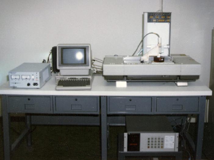 Pierwsza drukarka 3D stworzona przez Charlesa Hull'a