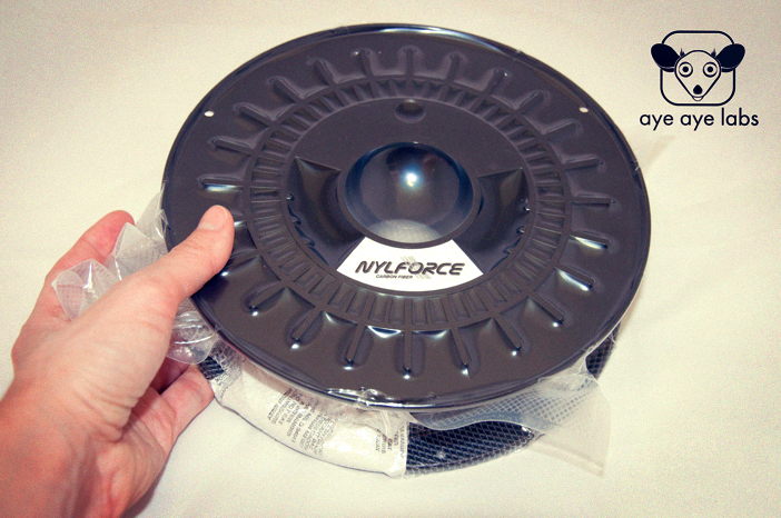 AyeAyeLabs Nylforce Carbon 02
