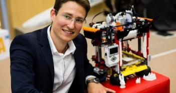 Lego drukarka 3D