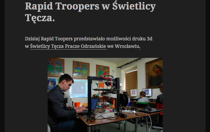 Rapid Troopers