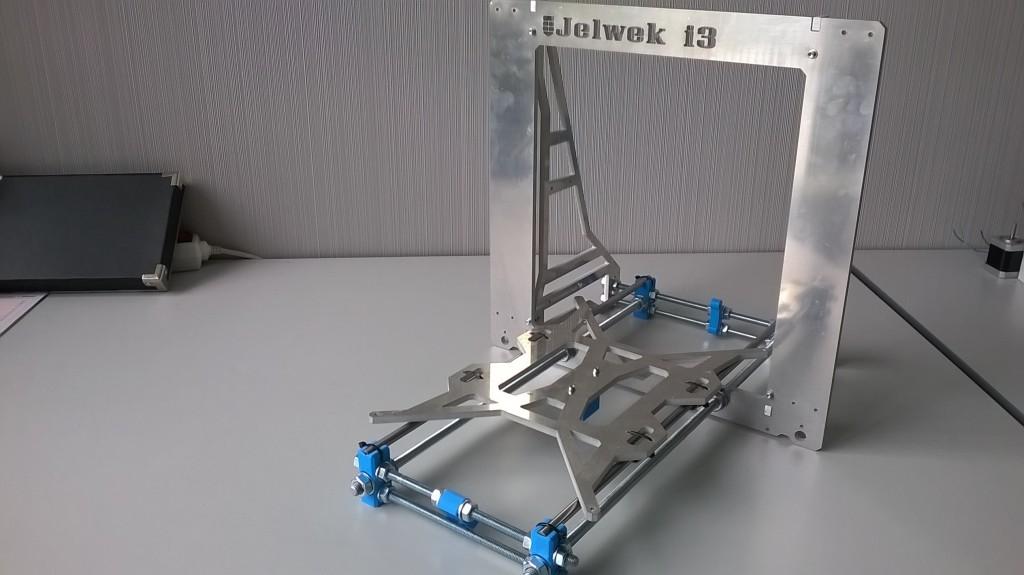Kompletna rama drukarki