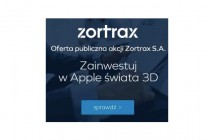 Zortrax Apple świata 3D