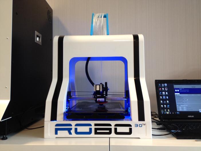 Robo 3D R1 18