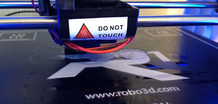 Robo 3D R1 20