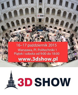 3D Show- druk 3D