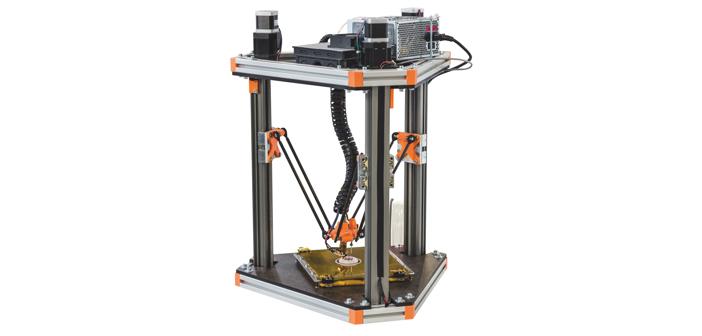 Trybo-eksper firma igus oferuje kilka komponentów do drukarek 3D – od polimerowych łożysk ślizgowych i systemów zasilania do filamentów odpornych na ścieranie i zużycie.
