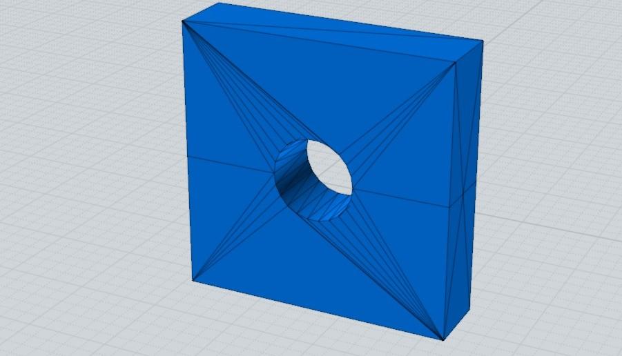 Model CAD zapisany w formacie STL