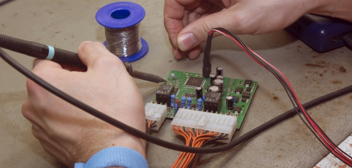 Infinum 3D elektronika