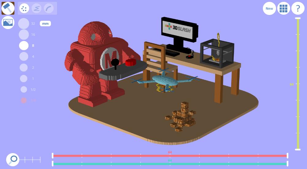 3D-Slash-Image