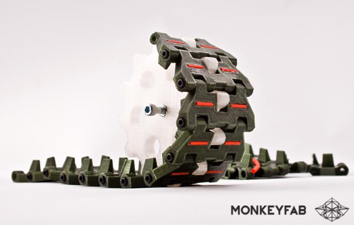 Monkeyfab TANK RACE 02