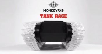 Monkeyfab TANK RACE